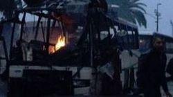 Esplode bus della guardia presidenziale a Tunisi: almeno 22