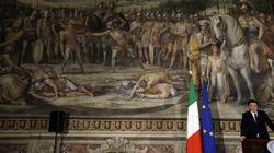 Il discorso del Campidoglio, Matteo Renzi rilancia: fondi a sicurezza e