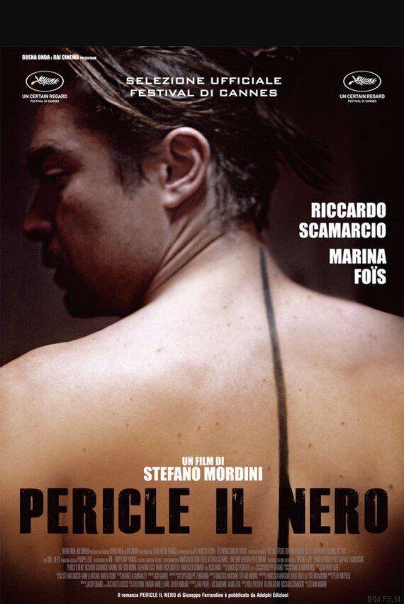 'Pericle il Nero': dal romanzo al film in corsa a Cannes. Nelle sale il film di Mordini interpretato...