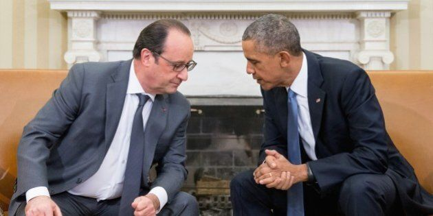 Incontro Obama - Hollande: