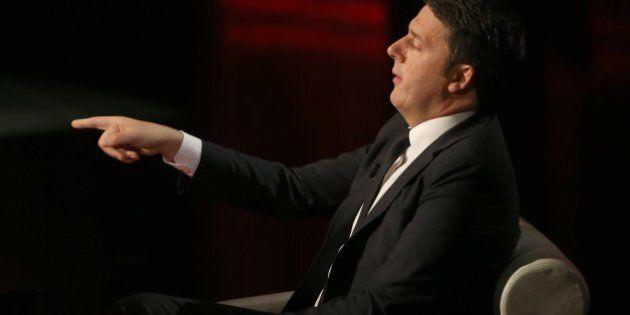 Matteo Renzi in direzione Pd per chiedere alla minoranza impegno sul