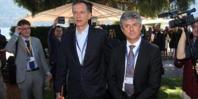 Telecom, armistizio tra Giuseppe Recchi e Marco Patuano contro l'offensiva di Vincent
