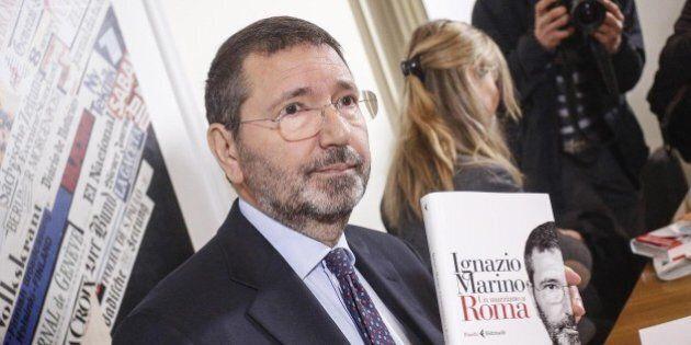 Ignazio Marino accusa Pd e Matteo Renzi: