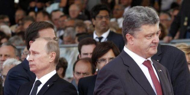 Russia sospende forniture di gas all'Ucraina,