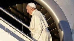Papa Francesco partito per l'Africa, prima tappa il