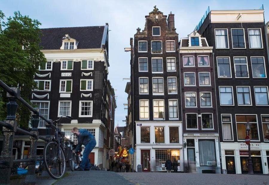 19 ragioni per cui la vita sarebbe migliore se vivessi ad Amsterdam