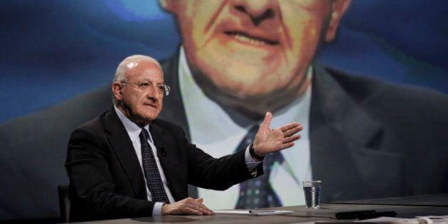 Vincenzo De Luca resta Presidente della Regione Campania, il Tribunale accoglie il