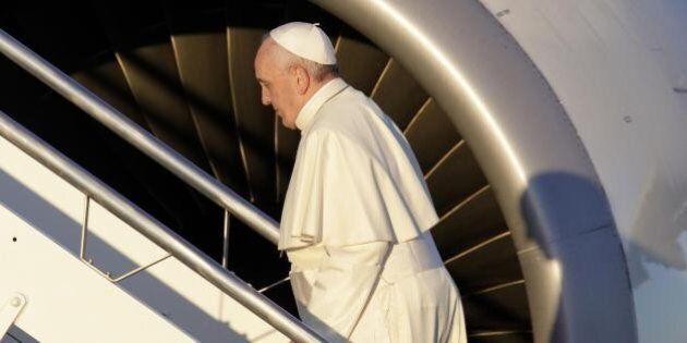 Buon viaggio al Papa e buon viaggio