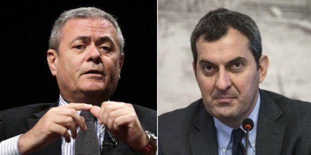 Ezio Mauro lascia la direzione di Repubblica dopo venti anni. Mario Calabresi sarà il nuovo