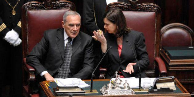 Consulta, Grasso e Boldrini contro lo stallo in Parlamento. Pure in tempo di Isis è fumata nera sulla