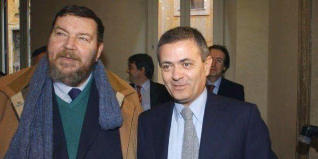 Giuliano Ferrara a Ezio Mauro dopo l'addio a Repubblica: