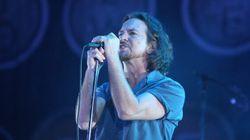 I Pearl Jam staccano un assegno per la foresta