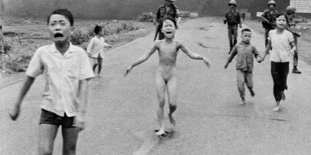 La bambina della foto del Vietnam: