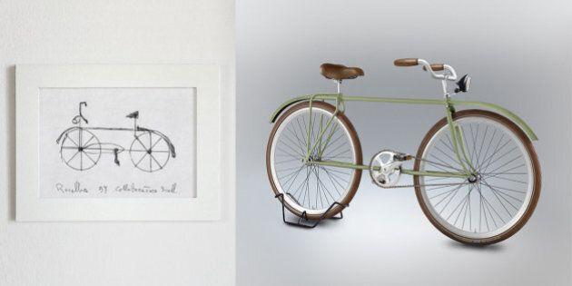 Velocipedia, il progetto del designer Gianluca Gimini dimostra che (quasi) nessuno sa disegnare una bici...