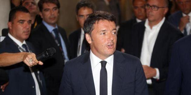 Matteo Renzi a Cernobbio si prende il merito della ripartenza tra pil, occupazione e contratti