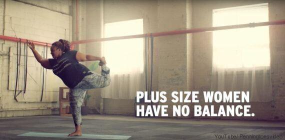 VIDEO. I pregiudizi sulle donne plus size smentiti con un video.