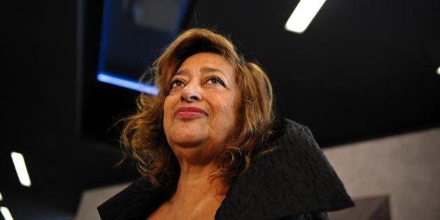 Zaha Hadid non era un ArchiStar, ma una Stella di spietata