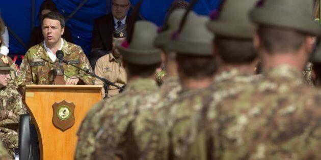 L'offerta di Renzi, il gelo di Hollande. Il premier italiano: vi aiutiamo in Libano, ma contro Isis serve...