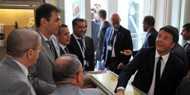 Matteo Renzi seduce Cernobbio: disco verde da Ghizzoni, Gros Pietro, Polegato... Ma a porte chiuse molte...
