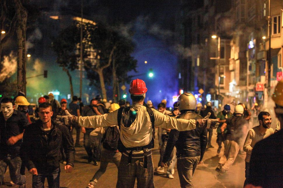 Protests broke out in Turkey this year, initially over plans to turn Taksim Gezi Park into a shopping center. Over time, prot