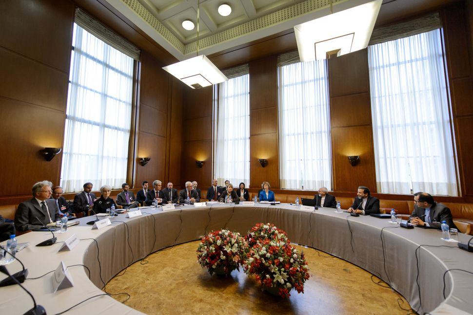 The U.S. and its partners sat down for the first talks on Iran's nuclear program since the election of reformist Iranian Pres