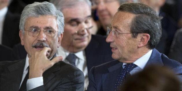 Gianfranco Fini perde le staffe con lo studente: