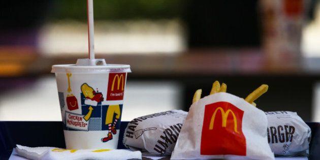 McDonald's sta affrontando un periodo di