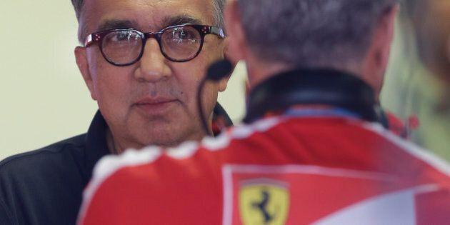 Sergio Marchionne applaude Renzi: