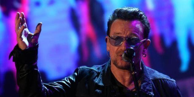 Bono Vox, intervista alla Stampa: