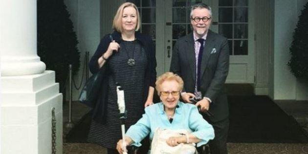 Barbara Beskind, a 91 anni nella Silicon Valley per rivoluzionare il mondo del design per gli anziani