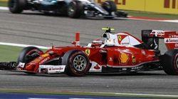 F1, GP Bahrain: tramonto a tinte rosso