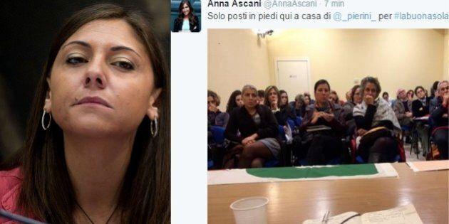 Anna Ascani su twitter:
