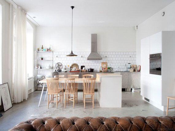 I trucchi per arredare la tua casa in perfetto stile total white