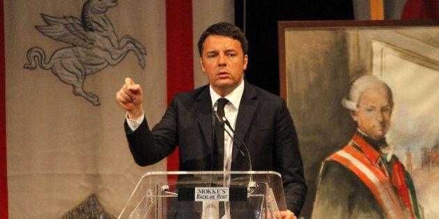 Matteo Renzi sulla lotta al terrorismo: