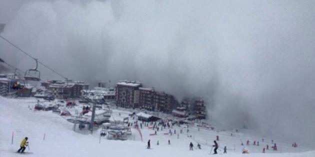Valanga nelle alpi francesi travolge una scolaresca: morti due studenti e sciatore