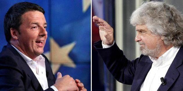 Al ballottaggio il sorpasso del Movimento 5 Stelle sul Partito Democratico. Il sondaggio del Cise-Sole...