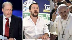Gramellini, Salvini e il Papa dello