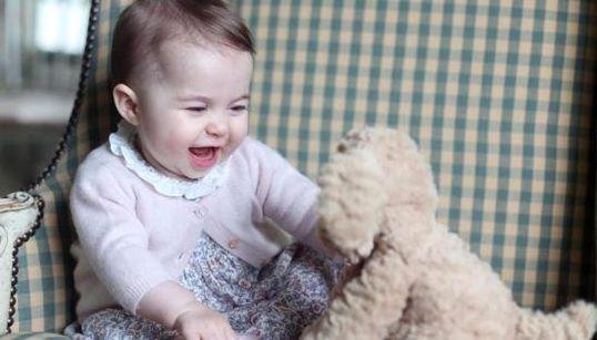 La seconda volta in pubblico della royal baby