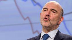 Moscovici duro con l'Italia: