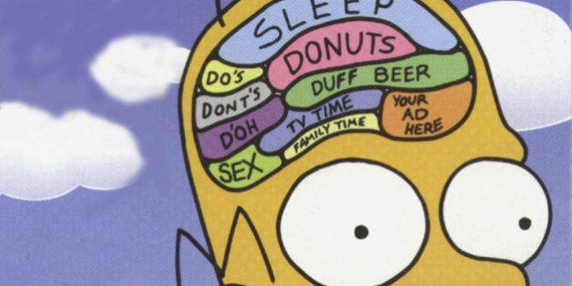 Assume LSD per scoprire le verità nascoste nei Simpson. In due giorni guarda tutti gli episodi della