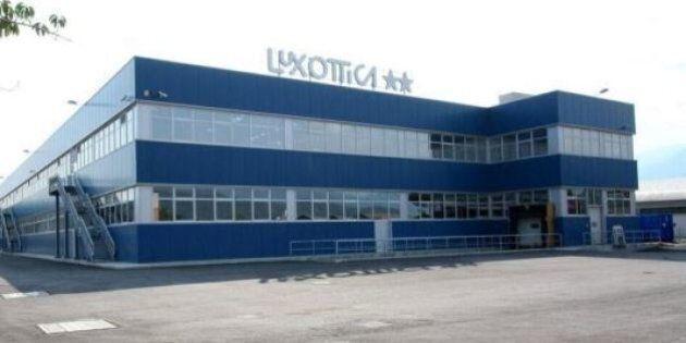 Luxottica trasforma il premio di produzione in tempo libero. I dipendenti potranno regalare ore di ferie...