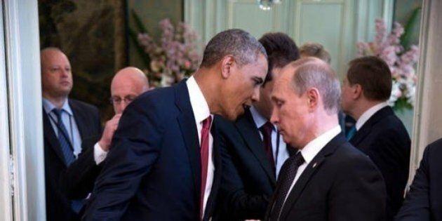 Cop21, Obama a Putin: