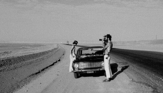 Su una Fiat 124 destinazione Iran. Gli scatti di Basilico prima di diventare