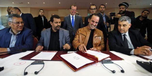 Libia: trovato accordo sulla sicurezza, un passo decisivo per il nuovo governo. Il ruolo del generale...