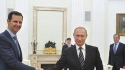 Assad va da Putin. Il russo: