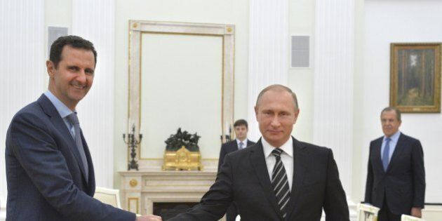 Siria, Assad da Putin a Mosca per cercare