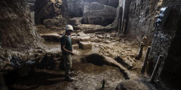 Scoperta dimora arcaica che rivoluziona la mappa di Roma antica