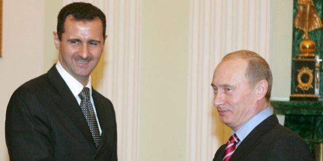 Siria, Russia conferma: