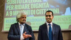 Grillo a Roma lancia la leadership di Di