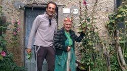 L'ultima abitante di borgo Campallorzo: